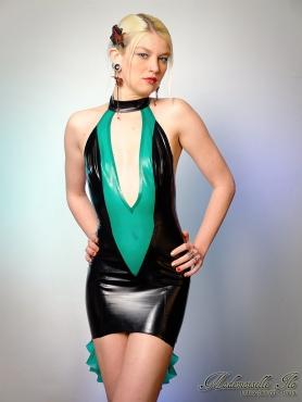 robe V taille S