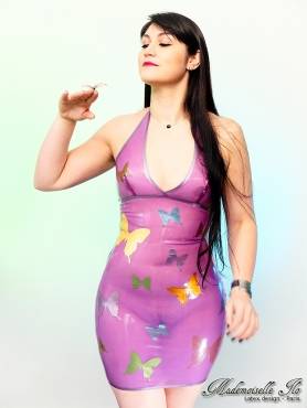 Robe PinUp Butterfly taille L